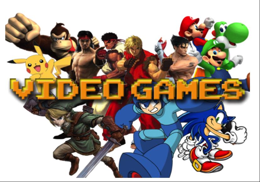 Vol IV. Video Games